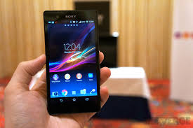 Sony Xperia Z / ZL: hands-on with Sony ...