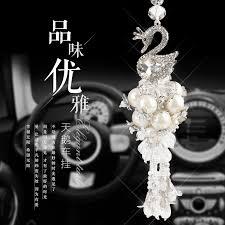 get ations cartoon plush diamond pendant car accessories car ornaments cute car accessories car pendant car keychain
