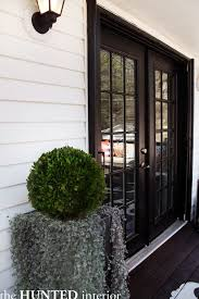 black french doors patio. Unique Patio Product For Painting Exterior Doors  Tip Multipaned Windows To Black French Doors Patio L