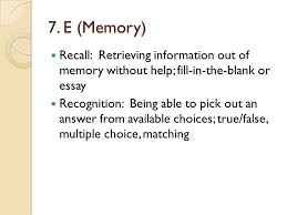 ap psychology released exam ppt 8 7