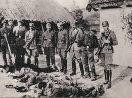 Znalezione obrazy dla zapytania jak niemcy mordowali polaków