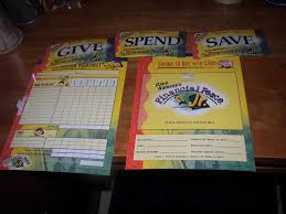 Financial Peace Junior Chore Chart Teaching Kids About Money A Bowl Full Of Lemons