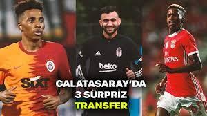 Galatasaray'da Rachid Ghezzal bombası! Paulinho, Florentino ve Gedson  Fernandes ardından Ghezzal imzaya yakın