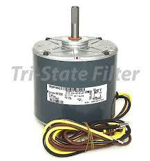 oem ge genteq a c condenser fan motor 1 4 hp 208 230 volt oem ge genteq a c condenser fan motor 1 4 hp 208 230