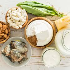 Non Dairy Calcium Rich Foods Chart The Best Calcium Rich Foods Bbc Good Food