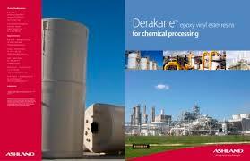 Derakane Epoxy Vinyl Ester Resins For Chemical Processing