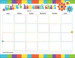 Homework Pad Student Homework Planner Pro Homework Pads