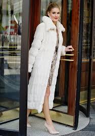 full length faux fur coat snapcodes