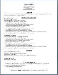Free Resume Samples Online Sample Resumes Sample Resumes Resume