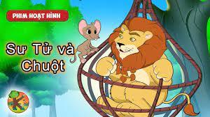 Sư Tử và Chuột | KONDOSAN Truyện cổ tích việt nam | Truyện cổ tích, Chuột,  Sư tử