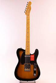 fender telecaster 1982 1985 sunburst made in fullerton ca fender made in traditional 50s telecaster 2 color sunburst e guitar
