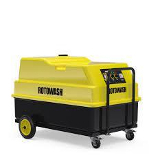 Rotowash HDS 3000 SÜPER TURBO - Sıcak Soğuk 300 Bar Basınçlı Yıkama Makinesi