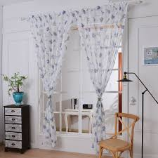 Sheer Curtains For Living Room Online Get Cheap Lavender Sheer Curtains Aliexpresscom Alibaba