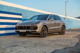 2018 Porsche Cayenne Turbo Review - GTspirit