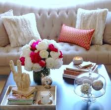decor decorating coffee tables