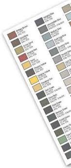 Ipms Stockholm Color Chart Revell Color Comparison Chart