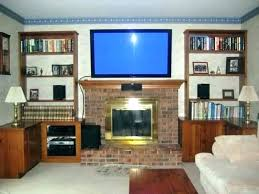 tv mount over fireplace over fireplace mount fireplace mount ideas wall mount above fireplace mounted above