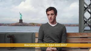 Liberty Mutual Insurance Commercial Liberty Mutual Insurance Hunk Commercialhunks