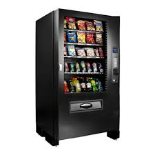Snack And Drink Vending Machine Impressive Seaga Infinity Series INF48C Snack Soda Combo Machine