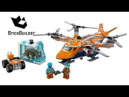 LEGO <b>CITY</b> 60193 <b>Arctic</b> Air Transport Speed Build for Collecrors ...
