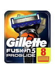 <b>Сменные кассеты для бритья</b> FUSION PROGLIDE, 8 шт ...