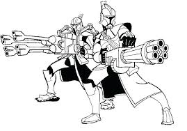 Lego Stormtrooper Coloring Pages Star Wars Page To Print Rebels