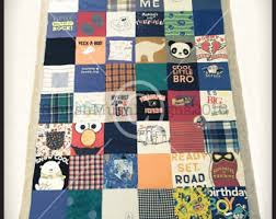 Custom Memory Quilt/Baby Clothes Quilt & Baby Clothes Quilt/Custom Onsie Quilt/ Tee Shirt Quilt Adamdwight.com