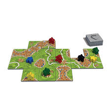 Buy Z-Man Games Carcassonne Board Game Standard Online at Low Prices in  India - Amazon.in