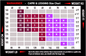 Height Weight Dress Online Charts Collection