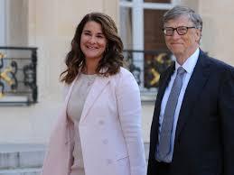 Bill and Melinda Gates announce divorce ...