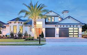 gated munities of luxury homes in