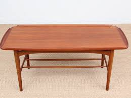 midcentury coffee table in teak s for sale at pamono