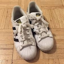 womens adidas superstars size 7 adidas shoes superstar kid size 5 or womens size 7 poshmark