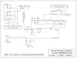 kramer wiring information and reference dmz 4000 preamp schematic