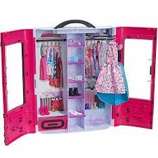 <b>MATTEL Игровой набор</b> Розовый шкаф модницы <b>BARBIE</b>, DMT57 ...