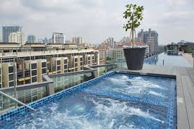 hotel outdoor pool. 1. Holiday Inn Express Singapore Clarke Quay Hotel Outdoor Pool E