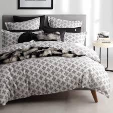ford slate quilt cover set super king bed