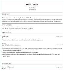 Best Resume Builder Stunning Best Resume Builder Websites Elegant Resume Building Websites