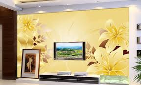 3d flower leaves 723 wallpaper mural paper wall print wallpaper murals uk carly