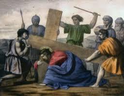 Resultado de imagen para jesus camino del calvario