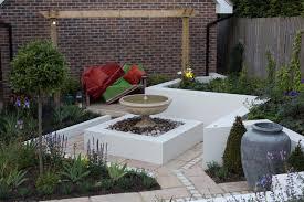 Small Picture Islamic Courtyard Garden Mediterranean Garden Hertfordshire