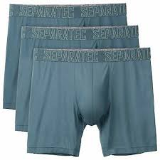 Separatec Size Chart Separatec Mens 3 Pack Fast Dry Separate Pouches Sport