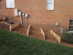 raised beds raised beds on a slope vegetable garden building project diydesignfanatic