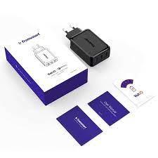 Tronsmart 3 Portlu Quick Charge 3.0 VoltiQ Hızlı Şarj Aleti – Teknostore