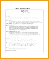 Bank Teller Resume Examples Cool Resume Examples Bank Teller No Experience Good For Samples Job Here