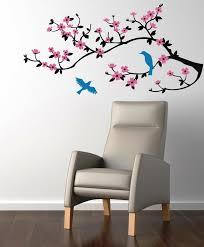 cherry blossom wall art decals