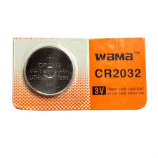 cr v lithium battery wama cr2032 3v lithium battery