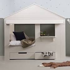 kids beds with storage. Unique With Kids House Cabin Bed With Storage Drawers On Beds I