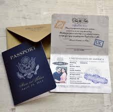 Us Passport Design 25 Elegant Image Of Passport Wedding Invitations Passport