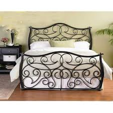 Designer Wrought Iron Beds King Size Wrought Iron Bed Frame Design Buy Wrought Iron Bed Frame Frame Beds Iron Bed Frame Product On Alibaba Com